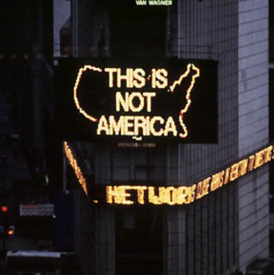 Alfredo Jaar - Esto no es America
