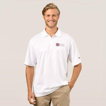 JCFRW Men's Nike Polo - individual customized designs custom gift ideas diy