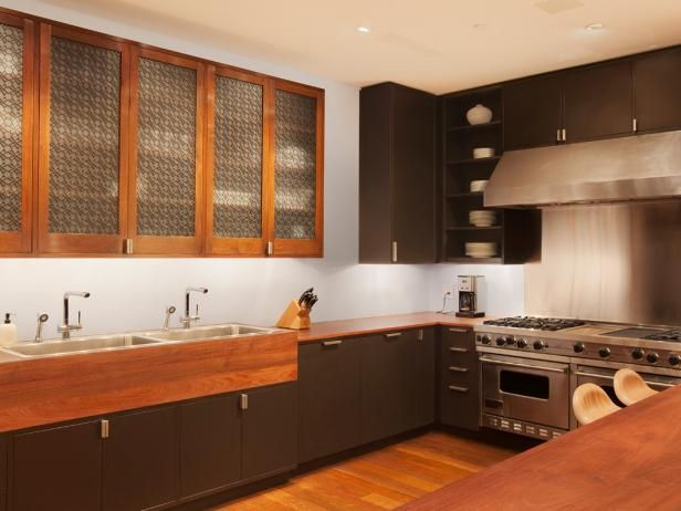 HGTV has inspirational pictures, ideas and expert tips on custom kitchen cabinet door that show off your unique personality and style.