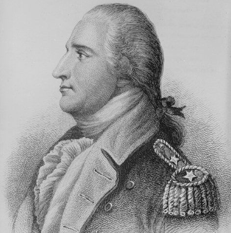Benedict Arnold General - American, but defected to the British Army.American Revolutionary War Capture of Fort Ticonderoga Arnold's expedition to Quebec Battle of Quebec Battle of The Cedars Battle of Valcour Island Battle of Ridgefield Relief of Fort Stanwix Battles of Saratoga Battle of Blandford Battle of Groton Heights