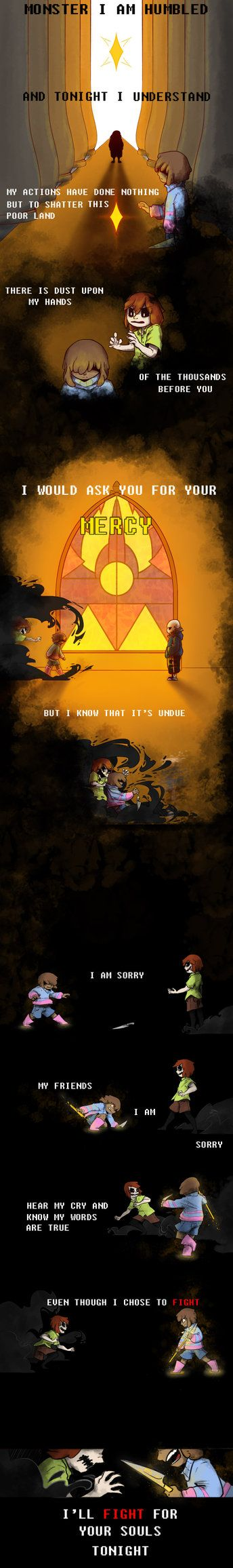 Undertale x the book of life