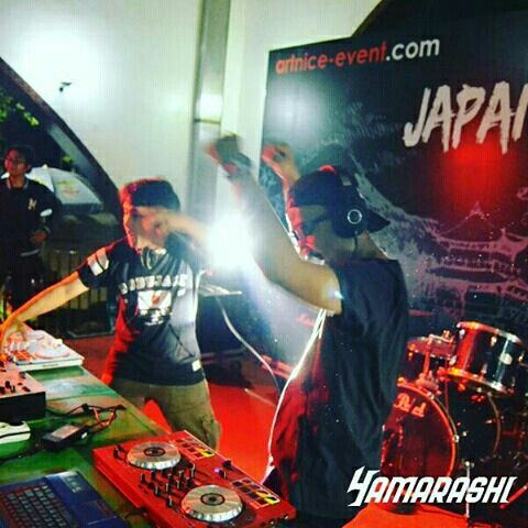 Dj yamarashi - Japan Art Project