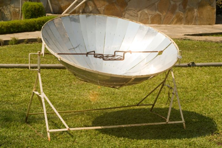 Aglunas ideas para horno solar : iEcologia - ecologia y medio ambiente