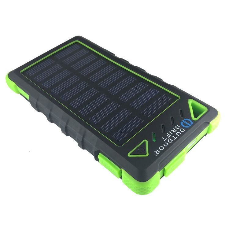 SolarBank - Solar phone charger and power bank