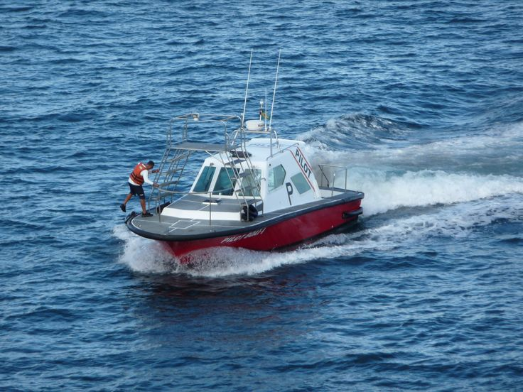 Pilot Boat 1 @Salvador de Bahia