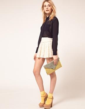 44 best high platforms  short skirt images on pinterest