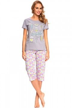Dn-nightwear PM.9003 piżama