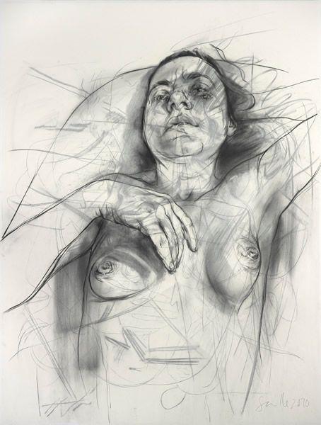 The Fine Art Nude, alexanderreynolds: Jenny Saville Time II