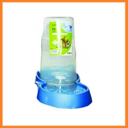 Bebedero Automatico Para Perro, 1.5 Lts. + Kota