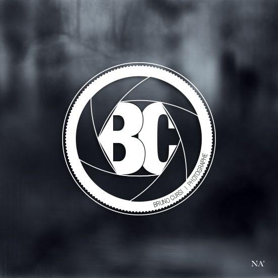 Bruno Cursi Photographe / #logo by na'