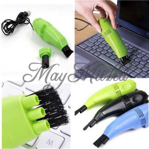 New-Mini-USB-Vacuum-Keyboard-Cleaner-Dust-Collector-LAPTOP-Computer-Sales-O