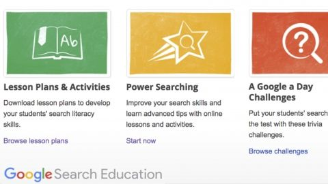 Trustworthy resources to help students learn what's true (and what isn't!) on the web. (media literacy, digcit week)