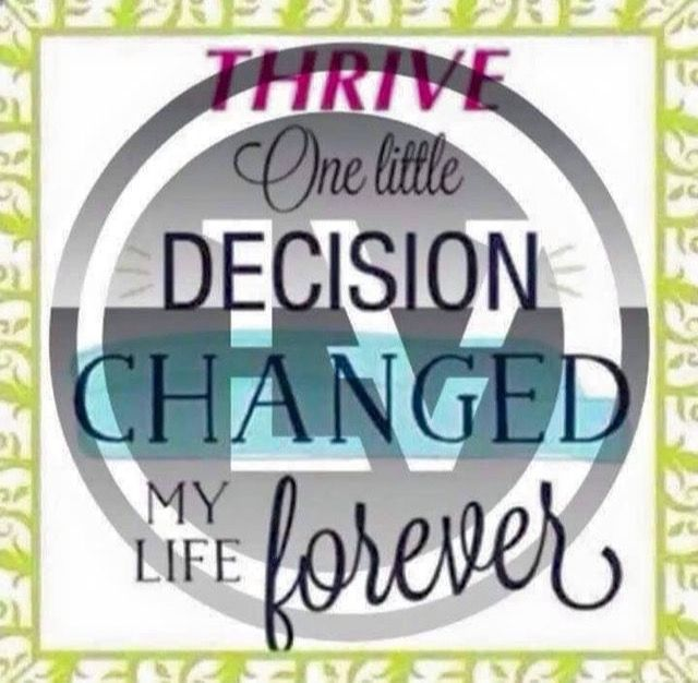 Life is about choices, choose to live a life that THRIVES!!  https://bfisher9713.le-vel.com/Shop