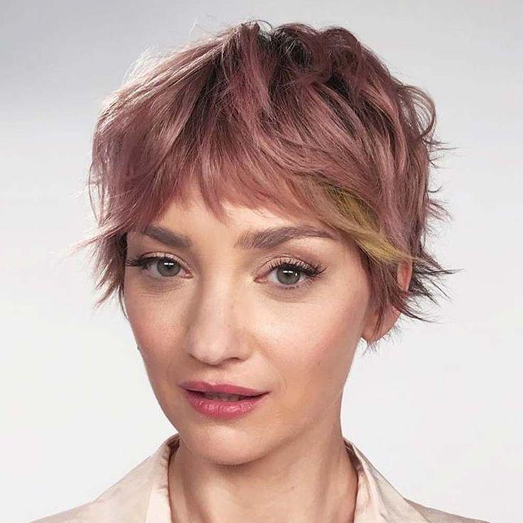 Tagli capelli Medi 2021 inverno: tendenze in 140 foto ...