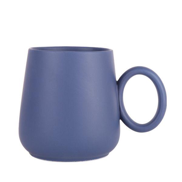 Soho Mug 400ml - Denim Blue