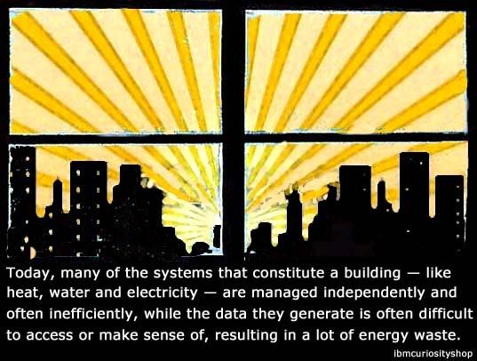 Wasteful, inefficient buildings