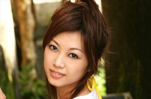 Asian hairstyles for women.