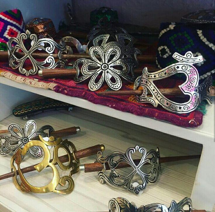 Nos superbes barettes de style ethnique à retrouver sur www.bijouxindiens.net