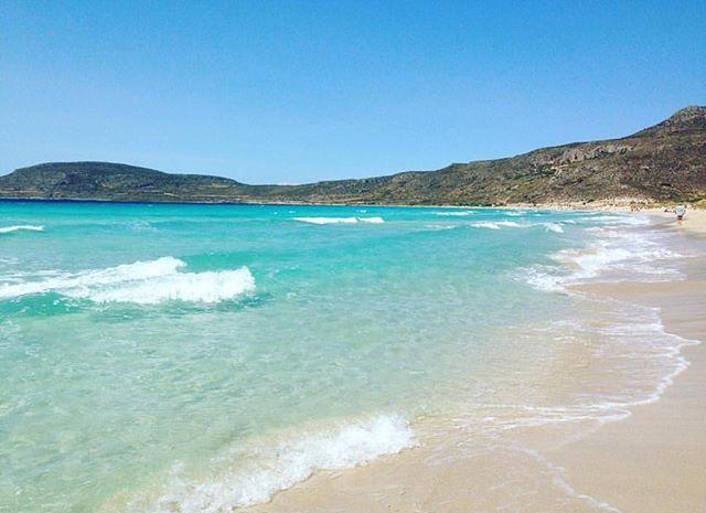 Simos Beach, Elafonisos!  Credits to @yxbl  #ellada#ilovegreece#elafonisos#