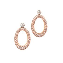 Mondial Neumann, Rose Gold Earrings, $16,000.00, Shop 17, Ground Floor, QVB
