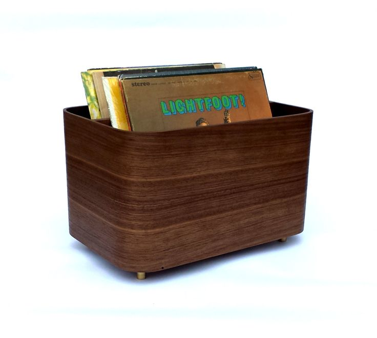 Record holder by offcutstudio on Etsy https://www.etsy.com/au/listing/245929683/record-holder