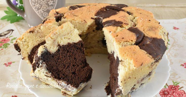 Il Ciambellone Panna e Cioccolato Altissimo e' una ricetta che faccio spesso perche' piace molto a casa mia! Si prepara in un attimo ed e' pazzesco!