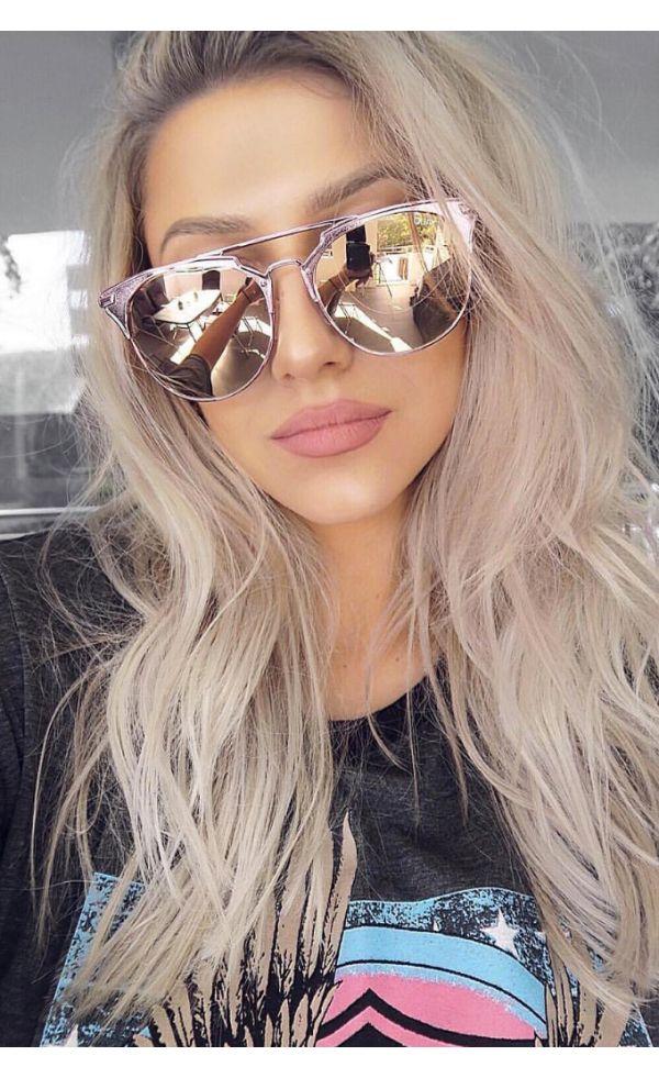 Gemini Sunglasses - Quay x  Chrisspy