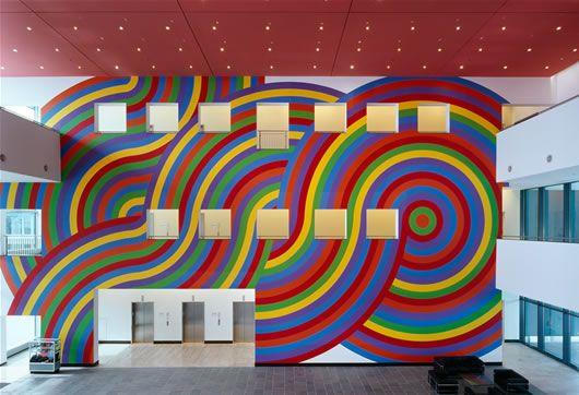 66 best sol lewitt images on pinterest contemporary art for Art conceptuel peinture