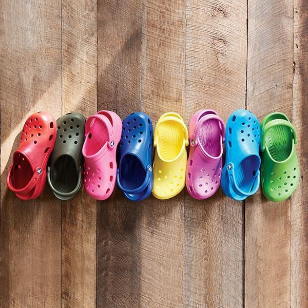 Crocs 8 9 toddler