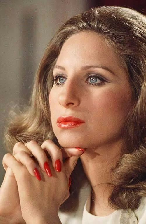 The multi-talented Barbra Streisand (love her voice)