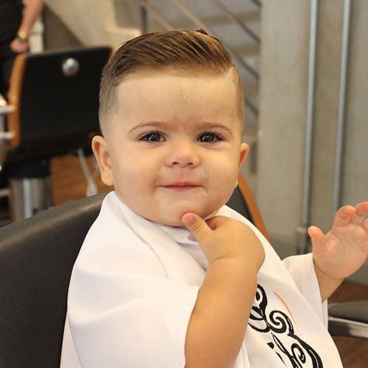 Toddler Boy Haircuts For Cute & Stylish ...
