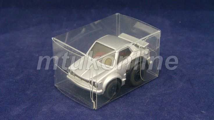 CHORO-Q 54 NISSAN SKYLINE GT-R 1970 | KPGC10 | SILVER 1999 MODEL