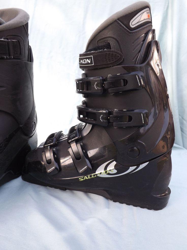 Men's Salomon Ski Boots Performa 4.0 Sensifit Thermicfit Size 9.5