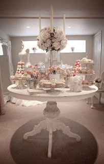 #wedding #table #idea #buffet #candy #idea #party #baby #shower