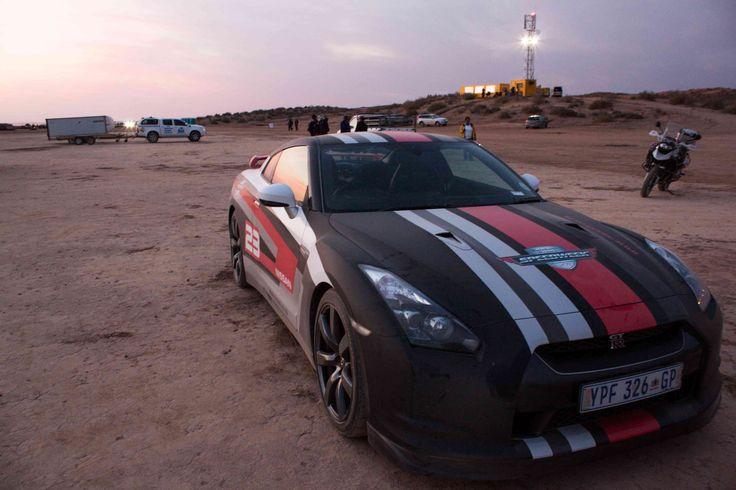 Nissan SpeedWeek car
