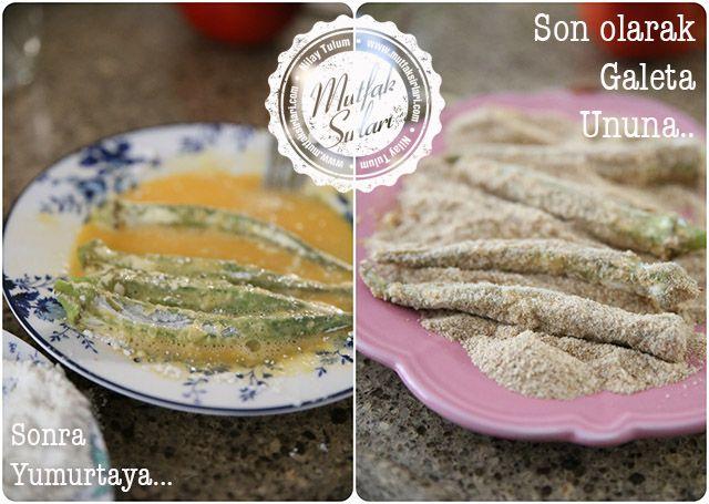 Bamya Kızartması Tarifi | Mutfak Sırları