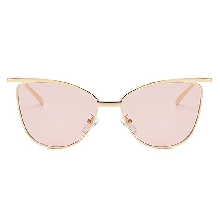 8a44e089296 Winged Cat Eye Sunglasses in 2019