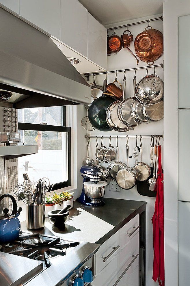 12 Wall Pot Racks For Short People