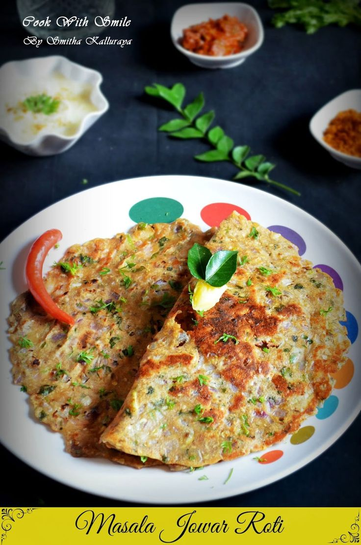 Today i have for you all a very healthy gluten free rotis made from Jowar . I have already shared the authentic way of making North Karnataka special Jowar Roti / Jolada Rotti here . But making Jowar roti's the traditional way requires some nack , experience and is bit time consuming . Patting the b...