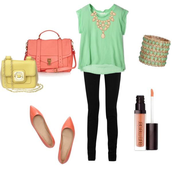 perfect peach | My Style | Pinterest
