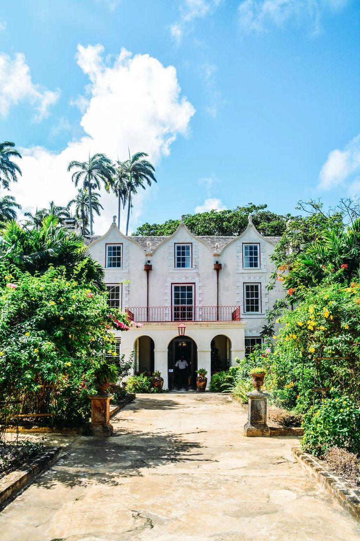 Exploring The Picturesque St. Nicholas Abbey In Barbados | Hand Luggage Only | Bloglovin'