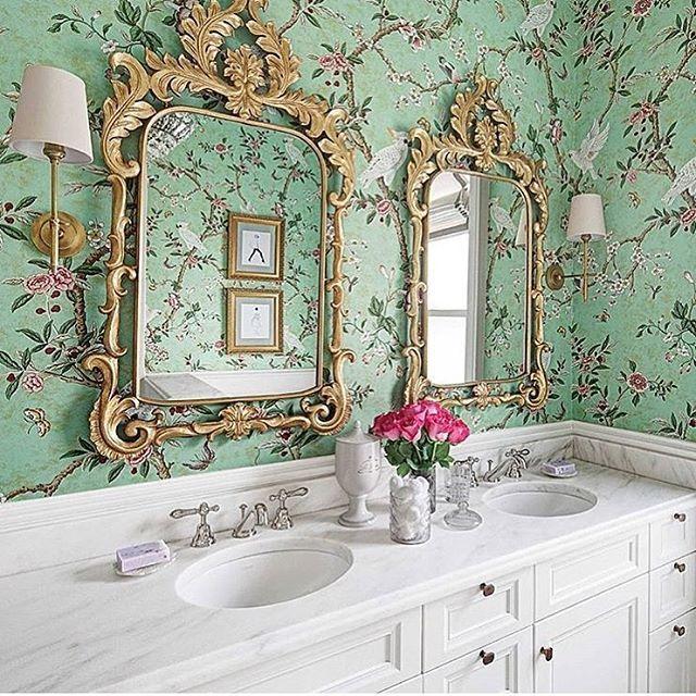 Maya Williams Design Interior Design: 5139 Best Images About Love Wallpaper On Pinterest