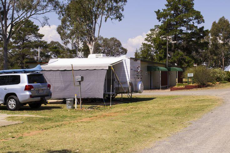 Kahlers Oasis Powered Caravan Park Large Sites