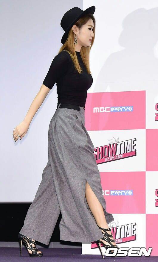 Sistar Soyu fashion
