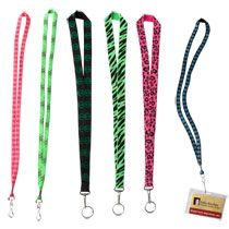 """Fashion Polyester Lanyards, 36"""" at Deals"""