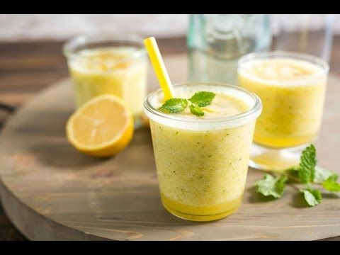 The Best Sore Throat Smoothie (Even Kids Will Like It) - YouTube