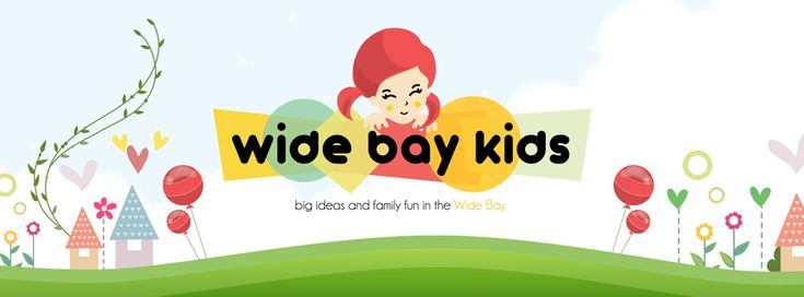 Wide Bay Kids. Netball and Volleyball for kids.