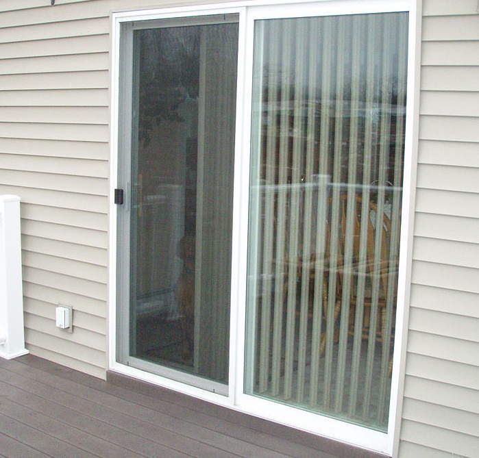 Using Door Security Devices to Secure Swinging or Sliding Doors