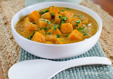 Malaysian Butternut Squash Curry   Slimming Eats - Slimming World Recipes