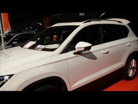 Revuexpress Nouveau SUV SEAT ATECA un travail aboutit des leur premier S...